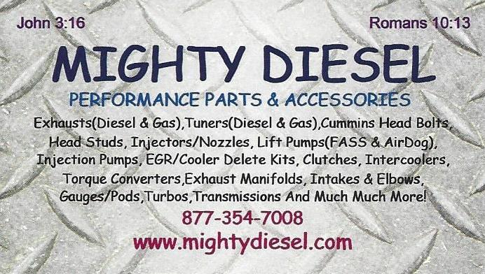 Mighty Diesel